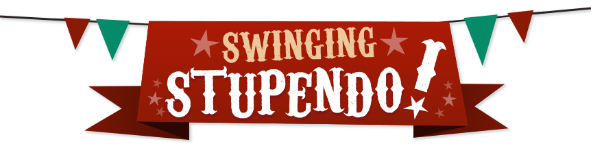 Swinging Stupendo Logo